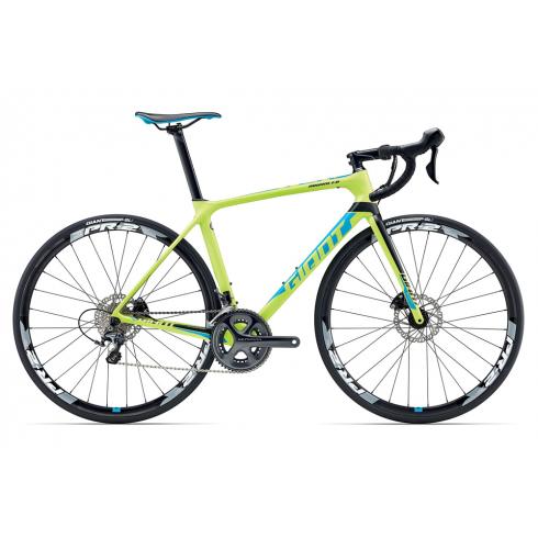 Giant TCR Advanced 1 Disc Road Bike 2017