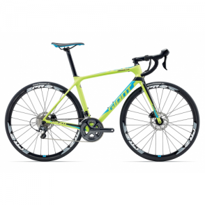 Giant TCR Advanced 1 Disc Road Bike 2017