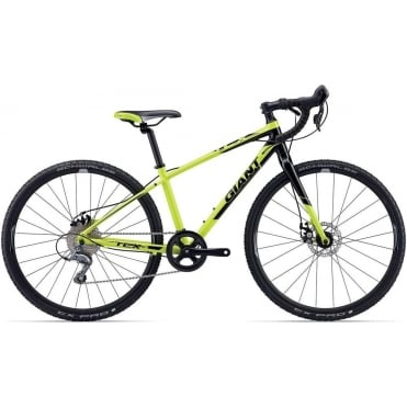 "Giant TCX Espoir 26"" Kids Cyclocross Bike 2017"