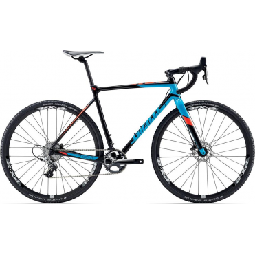 TCX SLR 1 Cyclocross Bike 2017