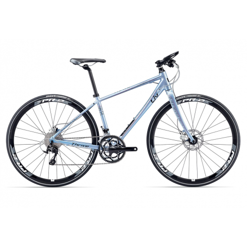 Giant Thrive 0 Disc Women's Hybrid Bike 2017