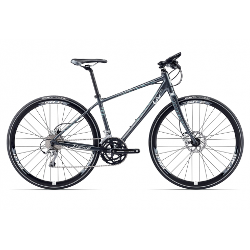 Giant Thrive 1 Disc Women's Hybrid Bike 2017