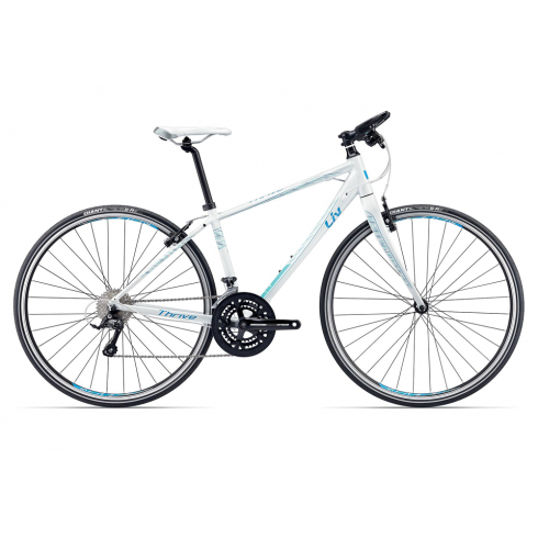 Giant Thrive 2 Women's Hybrid Bike 2017