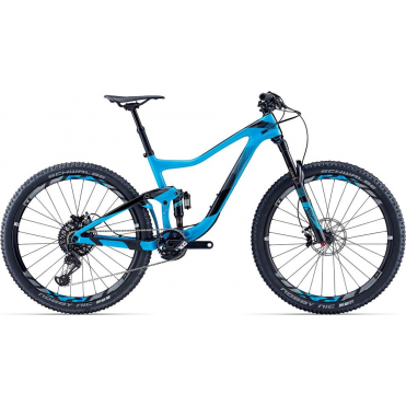 Trance Advanced 0 Mountain Bike 2017