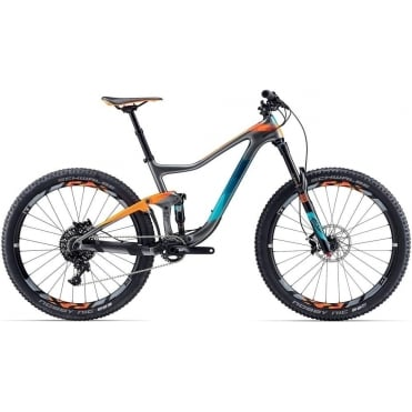 Trance Advanced 2 Mountain Bike 2017