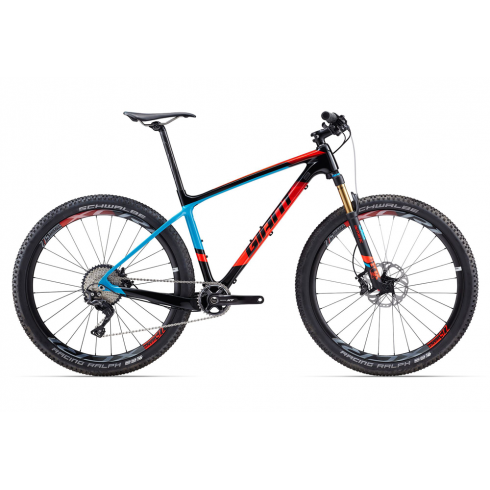 Giant XTC Advanced 1 Mountain Bike 2017