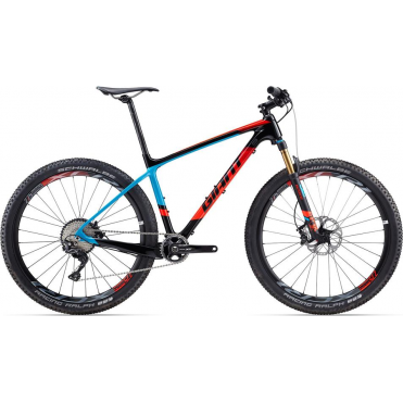 Giant XTC Advanced 1 Mountain Bike 2017