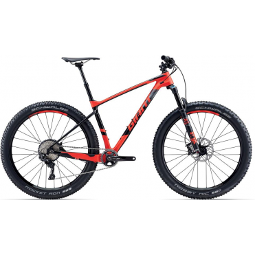 Giant XTC Advanced +1 Mountain Bike 2017