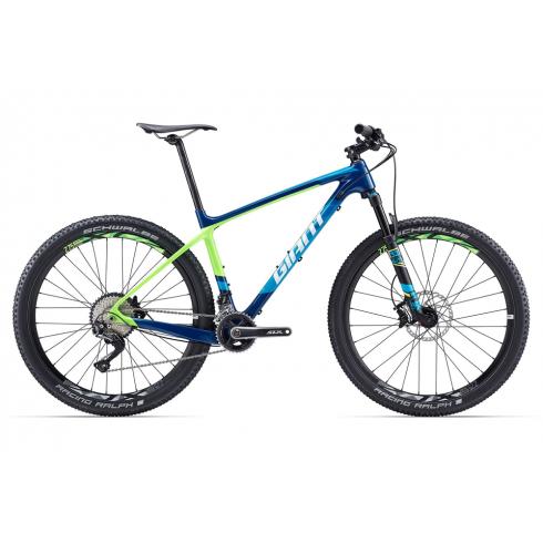 Giant XTC Advanced 2 Mountain Bike 2017