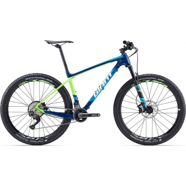 Giant XTC Advanced 2 Mountain Bike 2017