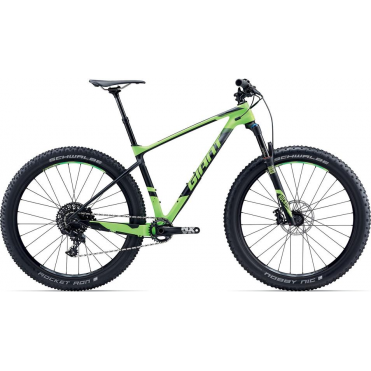 XTC Advanced +2 Mountain Bike 2017