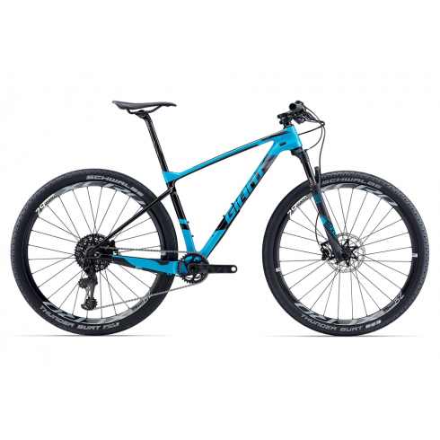 Giant XTC Advanced 29ER 0 Mountain Bike 2017