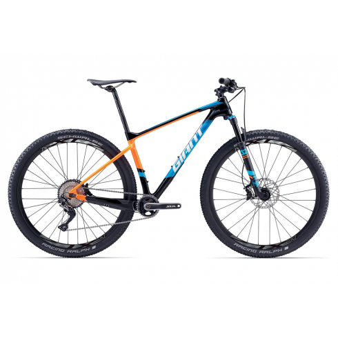 Giant XTC Advanced 29ER 2 Mountain Bike 2017