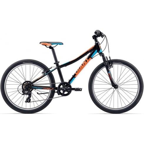 "Giant XTC Jr 2 24"" Kids Mountain Bike 2017"