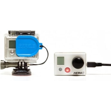 GoPole Lens Cap Kit for GoPro HD HERO & HERO2 Cameras