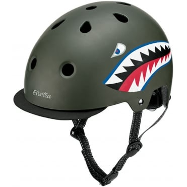 Graphic Helmet