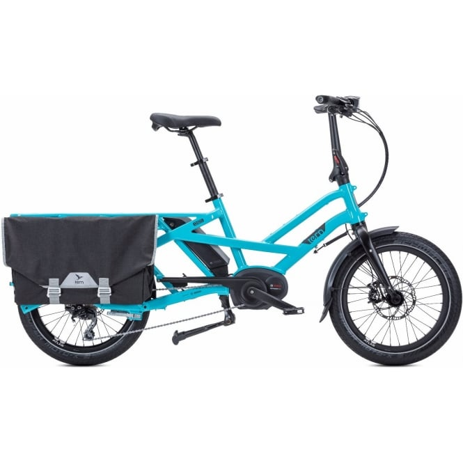 Tern GSD S10 Compact Utility Electric Bike