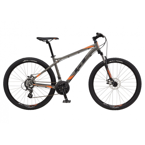 Gt Aggressor Comp Mountain Bike 2017