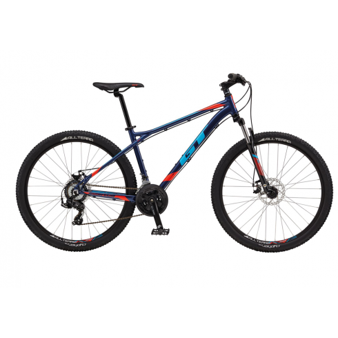 GT Aggressor Sport Mountain Bike 2017