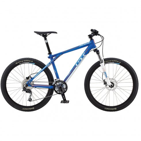 GT GT Avalanche Comp Mountain Bike 2014 - Blue - Mountain Bikes from ...