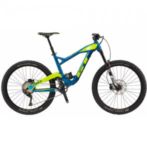 GT Force Carbon Expert Mountain Bike 2017
