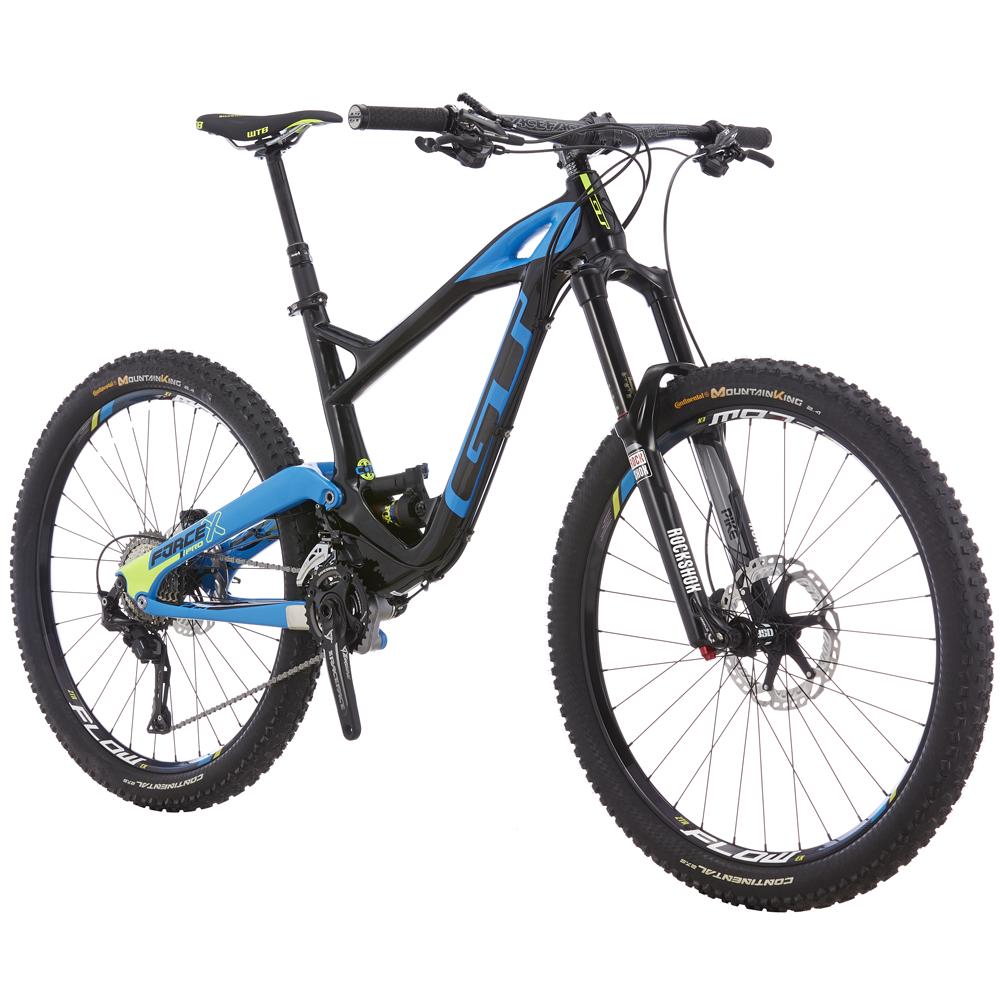 880619e3a48 GT Force X Carbon Pro Trail Mountain Bike 2016 | Triton Cycles