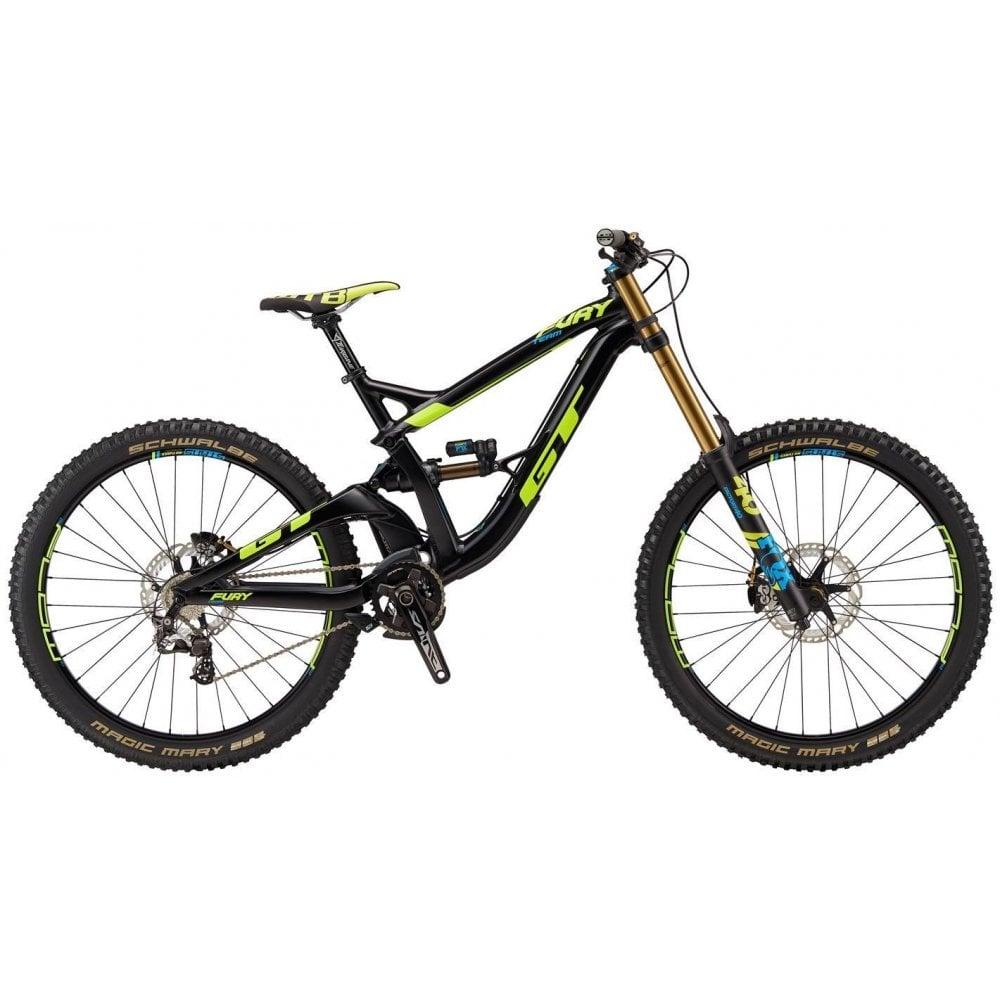 fde22e8e3b8 GT Fury Team Mountain Bike 2018 | Triton Cycles