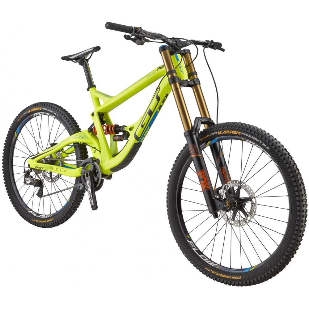 92179743dd4 GT Fury World Cup Downhill Bike 2016 | Triton Cycles