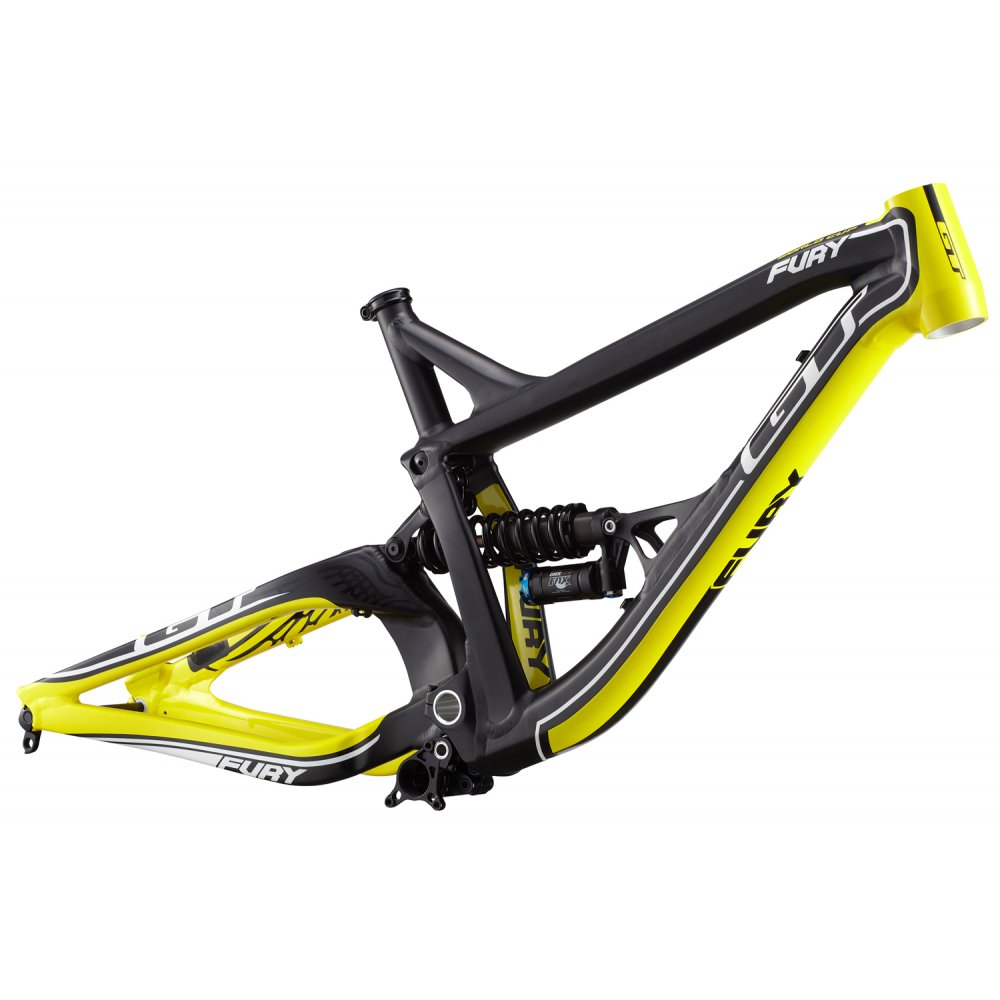 GT Fury World Cup Downhill Frame 2014 | Triton Cycles