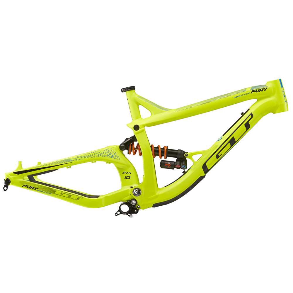 GT Fury World Cup Downhill Frame 2016 | Triton Cycles
