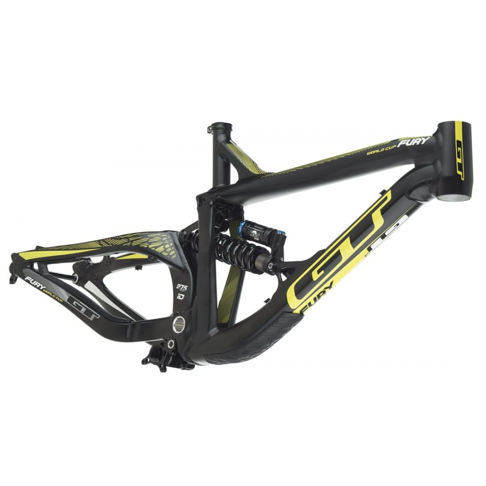 GT Fury World Cup Frame 2015 | Triton Cycles