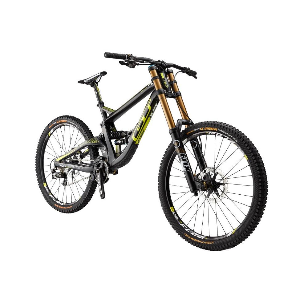 Gt Fury World Cup Gravity Downhill Mountain Bike 2015 Triton Cycles
