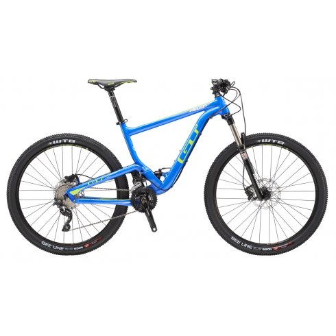 Gt Helion Elite XC Mountain Bike 2016