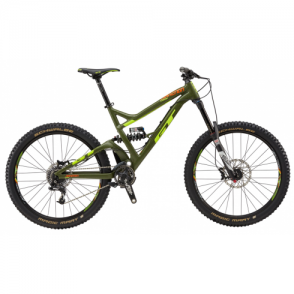 GT Sanction Comp Mountain Bike 2017