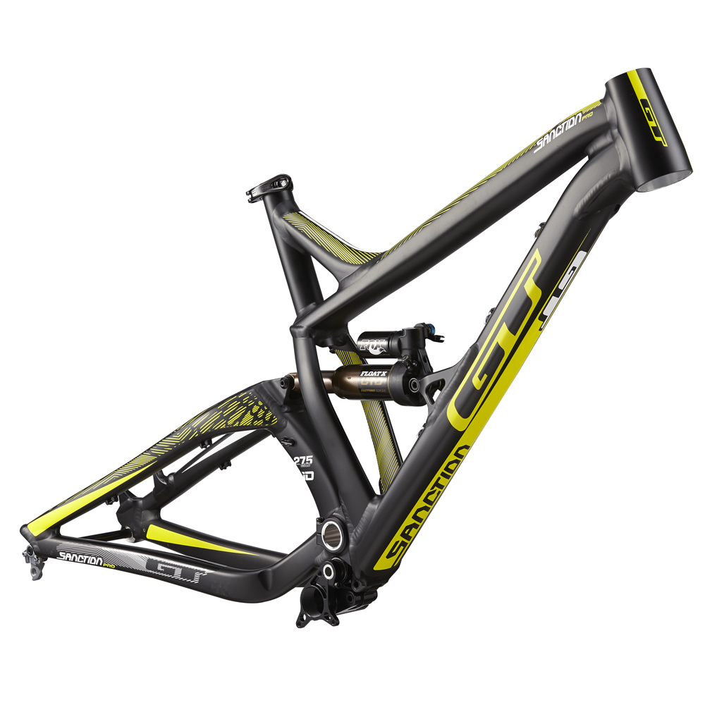 Gt Sanction Downhill Frame 2015 Triton Cycles
