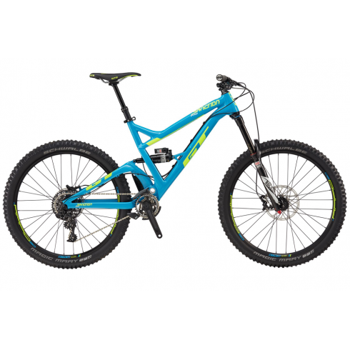 GT Sanction Pro Mountain Bike 2017