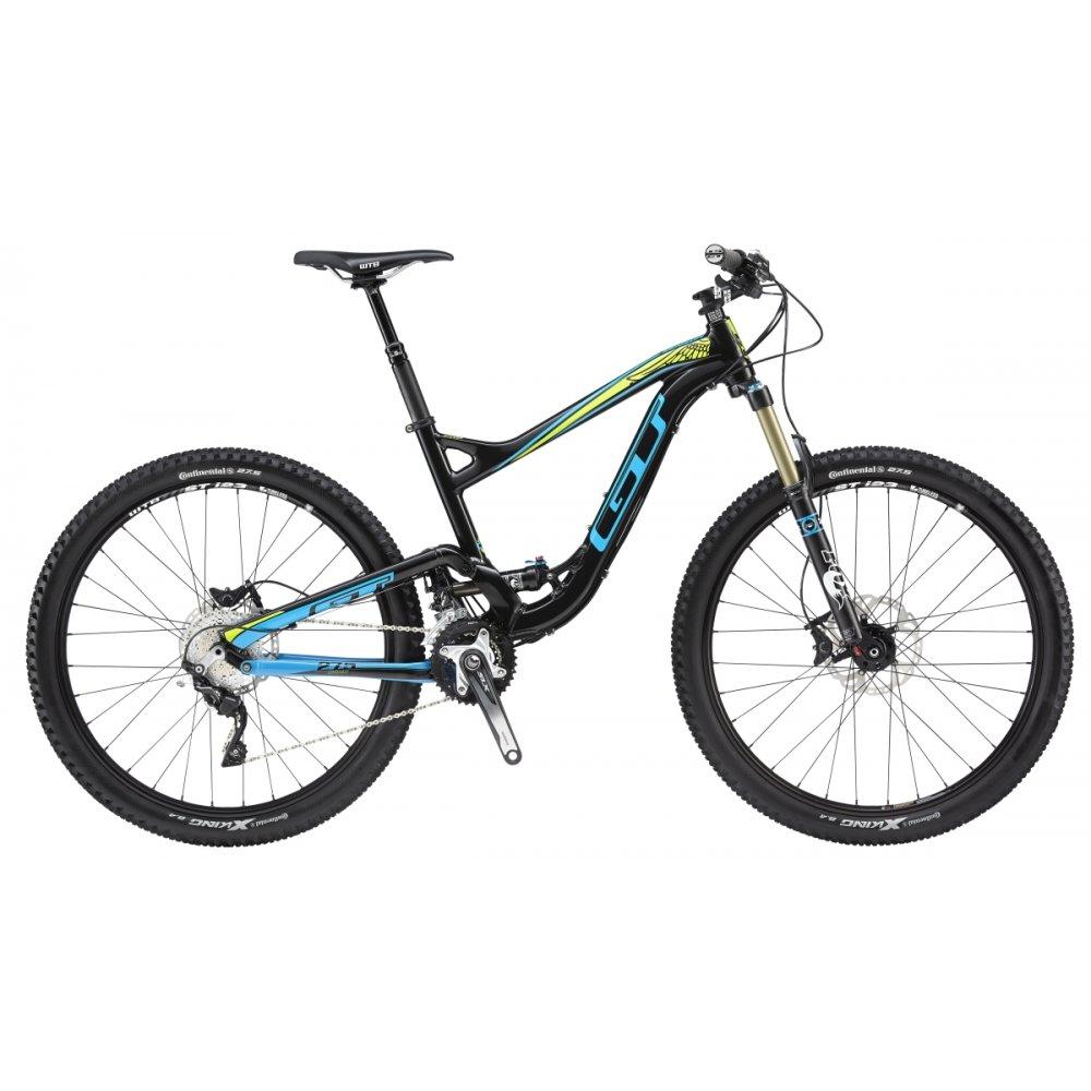 Trail Mountain Bikes >> Gt Sensor Al Pro 650b Trail Mountain Bike 2015
