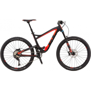 GT Sensor Carbon Expert Mountain Bike 2017