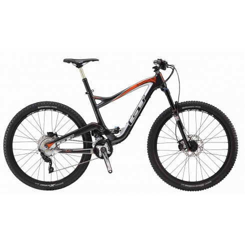 GT Sensor Carbon Expert Trail Mountain Bike 2015