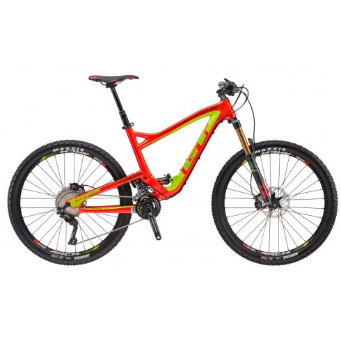 GT Sensor Carbon Pro Trail Mountain Bike 2016