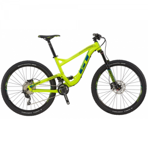 GT Sensor Comp Mountain Bike 2017