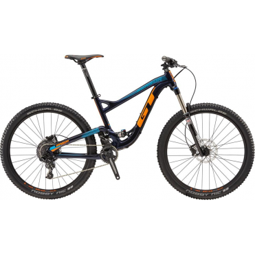 GT Sensor Elite Mountain Bike 2017