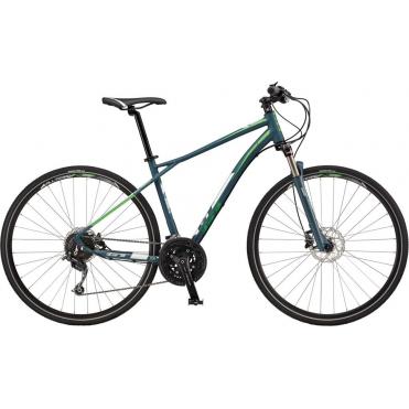 Gt Transeo 1.0 Hybrid Bike 2017