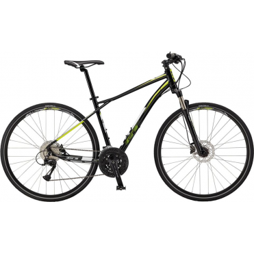 GT Transeo 2.0 Hybrid Bike 2017