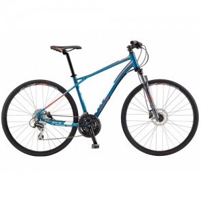 Gt Transeo 3.0 Hybrid Bike 2017