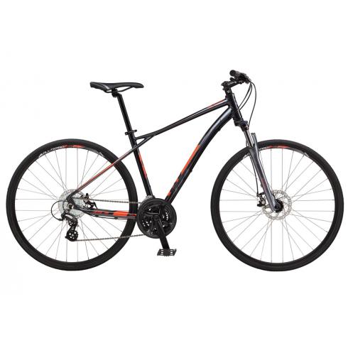 Gt Transeo 4.0 Hybrid Bike 2017