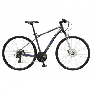 GT Transeo 5.0 Hybrid Bike 2017