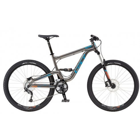 GT Verb Comp Trail Mountain Bike 2016
