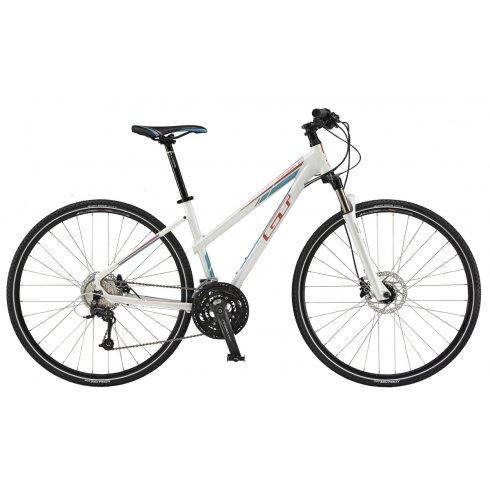Gt Women's Transeo 2.0 Urban Sport Hybrid Bike 2015