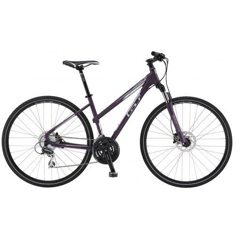 Gt Women's Transeo 3.0 Urban Sport Hybrid Bike 2015
